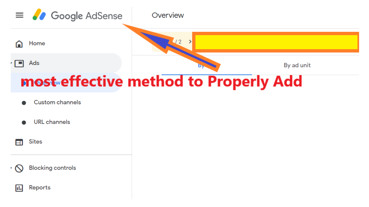 The most effective method to Properly Add in Google AdSense on Your WordPress Site
